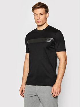 Boss Boss T-Shirt Tiburt 261_P 50458358 Czarny Regular Fit