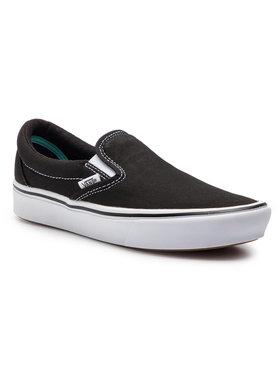 Vans Vans Πάνινα παπούτσια ComfyCush Slip-On VN0A3WMDVNE1 Μαύρο