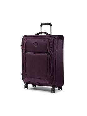 Delsey Delsey Velká textilní taška Optimax Lite 00328582008T9 Fialová