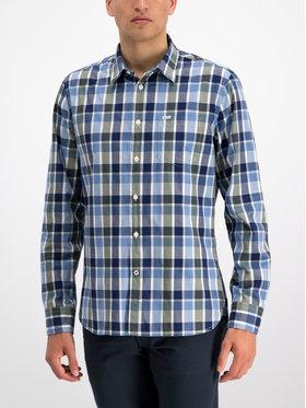 Pepe Jeans Pepe Jeans Košile Harry PM305894 Modrá Regular Fit