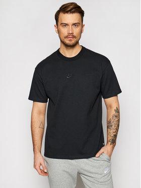 Nike Nike T-shirt Sportswear DB3193 Nero Loose Fit