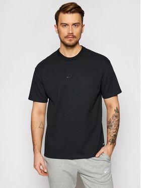 Nike Nike Тишърт Sportswear DB3193 Черен Loose Fit