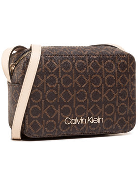 Calvin Klein Calvin Klein Táska Camera Bag K60K607449 Barna