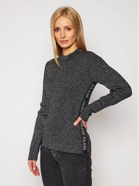 Calvin Klein Jeans Calvin Klein Jeans Sweter J20J214829 Srebrny Slim Fit