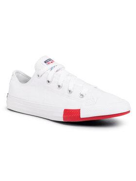 Converse Converse Sneakers aus Stoff Ctas Ox 366993C Weiß