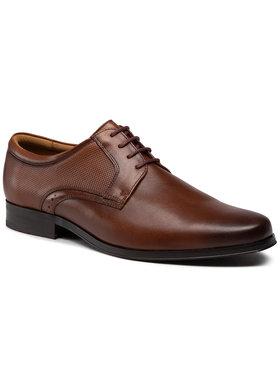 Digel Digel Κλειστά παπούτσια Steel 1001957 Καφέ