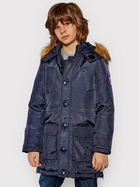 Guess Guess Zimní bunda L0BL22 WDH90 Tmavomodrá Regular Fit