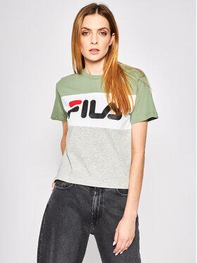 Fila Fila T-shirt Allison 682125 Multicolore Regular Fit
