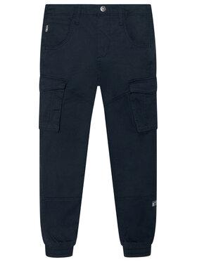 NAME IT NAME IT Pantalon en tissu Bamgo 13151735 Bleu marine Regular Fit