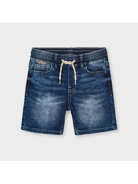 Mayoral Mayoral Short en jean 3227 Bleu marine Regular Fit