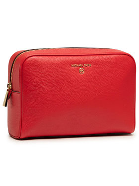 MICHAEL Michael Kors MICHAEL Michael Kors Pochette per cosmetici Jet Set Charm 32S1GT9T3L Rosso