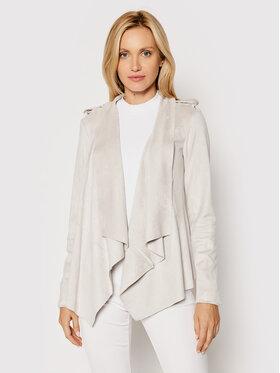 Guess Guess Jacke aus Kunstleder Sofia W1YL0A WE0L0 Grau Regular Fit