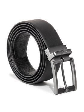 Boss Boss Pánský pásek Ofelix 50408134 Černá