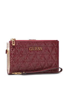 Guess Guess Голям дамски портфейл SWGB83 79570 Бордо