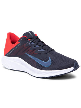 Nike Nike Boty Quest 3 CD0230 016 Černá