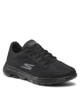 Skechers Skechers Sportcipő Go Walk 5 15902/BBK Fekete