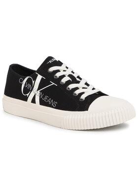 Calvin Klein Jeans Calvin Klein Jeans Sneakers aus Stoff Idol B4S0702 Schwarz