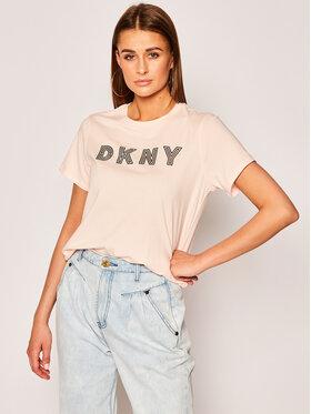 DKNY Sport DKNY Sport Marškinėliai DP0T7440 Regular Fit