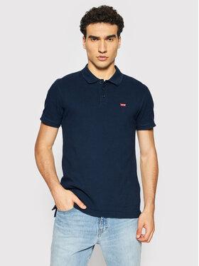 Levi's® Levi's® Тениска с яка и копчета Standard Housemarked 35883-0005 Тъмносин Regular Fit