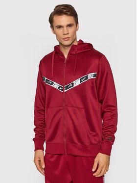 Nike Nike Mikina Sportswear DM4672 Bordová Regular Fit