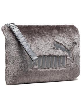 Puma Puma Borsellino Wns Fur Pouch 075112 02 Grigio