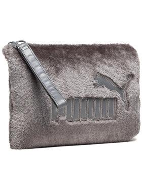 Puma Puma Плоска сумка Wns Fur Pouch 075112 02 Сірий