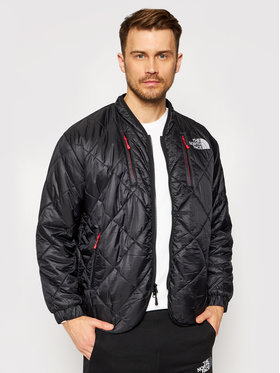 The North Face The North Face Пухено яке Quilt NF0A3VVGJK31 Черен Regular Fit