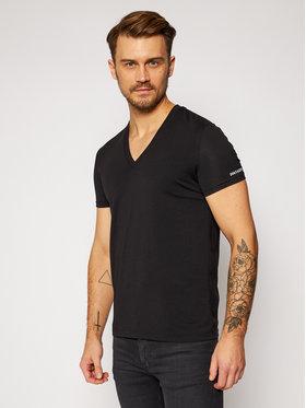 Dsquared2 Underwear Dsquared2 Underwear T-Shirt D9M453260 Schwarz Regular Fit