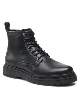 Badura Badura Stiefel MI08-C877-876-01 Schwarz