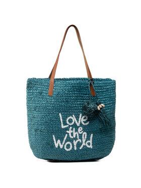 Desigual Desigual Τσάντα 20SAXO02 Μπλε