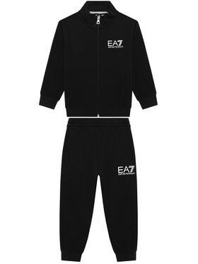 EA7 Emporio Armani EA7 Emporio Armani Sportinis kostiumas 3KBV51 BJ05Z 1200 Juoda Regular Fit
