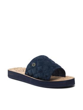 Gant Gant Mules / sandales de bain Flatville 22563557 Bleu marine
