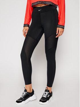 NIKE NIKE Legginsy Nike Pro AeroAdapt CJ3593 Czarny Slim Fit