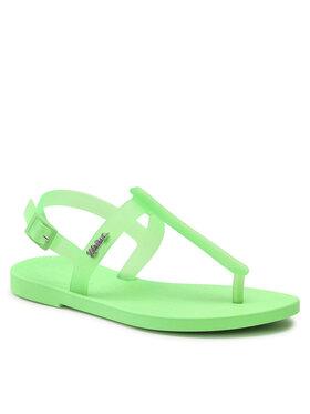 Melissa Melissa Sandále Sun Sandal Ad 33495 Zelená