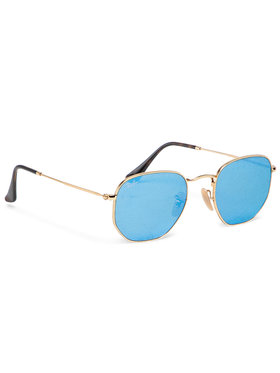 Ray-Ban Ray-Ban Okulary przeciwsłoneczne 0RB3548N 001/9O Złoty