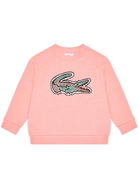 Lacoste Lacoste Džemperis SJ0312 Rožinė Regular Fit