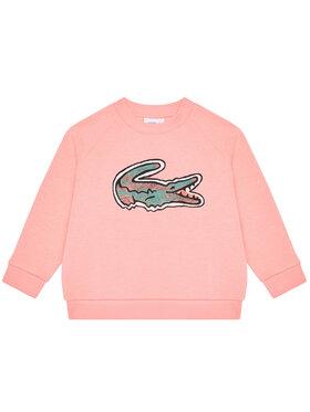 Lacoste Lacoste Sweatshirt SJ0312 Rose Regular Fit