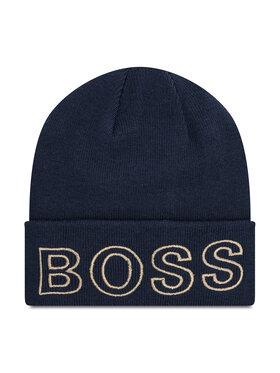 Boss Boss Čepice J11087 S Tmavomodrá