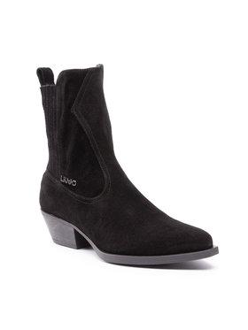 Liu Jo Liu Jo Členková obuv Dakota 03 SF1013 PX002 Čierna