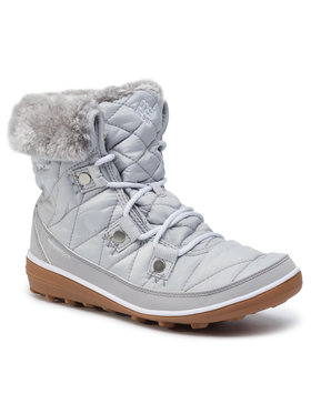 Columbia Columbia Śniegowce Heavenly Shorty Omni-Heat BL1652 Szary