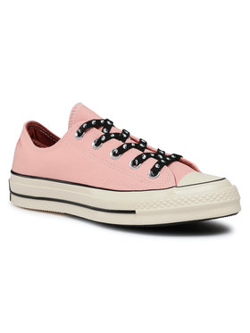 Converse Converse Sneakers aus Stoff Chuck 70 Ox 164212C Rosa