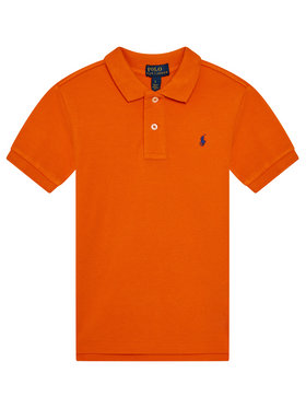 Polo Ralph Lauren Polo Ralph Lauren Polo marškinėliai 322603252036 Oranžinė Regular Fit