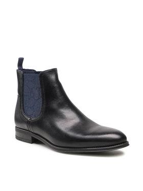 Ted Baker Ted Baker Kotníková obuv s elastickým prvkem Tradd 241239 Černá
