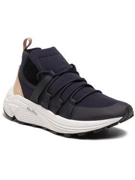 Max Mara Max Mara Laisvalaikio batai Raissa 476113166 Tamsiai mėlyna
