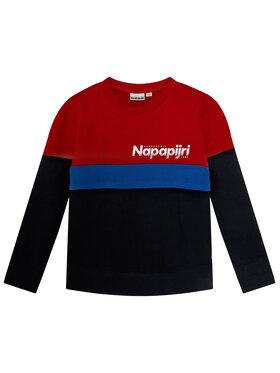 Napapijri Napapijri Sweatshirt Baloy NP0A4E S Blau Regular Fit