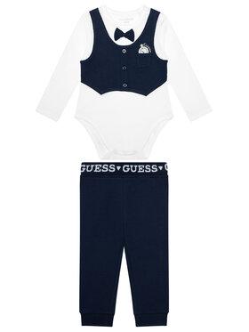 Guess Guess Body és nadrág szett P1RG14 J1311 Sötétkék Regular Fit