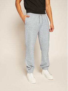 Kappa Kappa Teplákové nohavice Snako 703885 Sivá Regular Fit