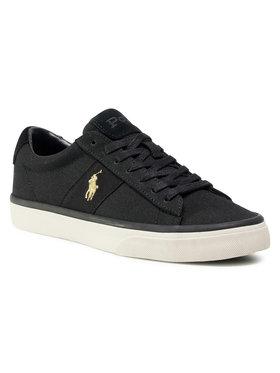 Polo Ralph Lauren Polo Ralph Lauren Sneakers aus Stoff Sayer 816749369010 Schwarz