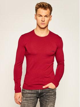 Emporio Armani Underwear Emporio Armani Underwear Тениска с дълъг ръкав 111023 0A715 2475 Бордо Slim Fit