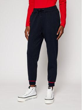 TOMMY HILFIGER TOMMY HILFIGER Pantaloni da tuta Varsity WW0WW29382 Blu scuro Regular Fit